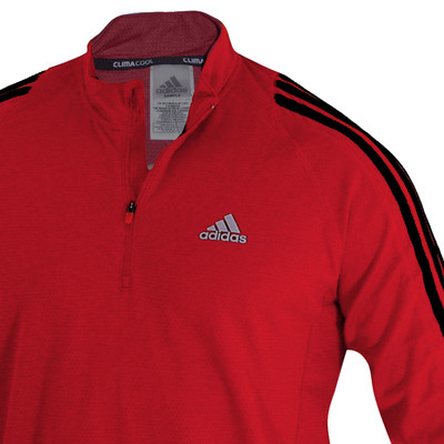 Adidas Response DS Long Sleeve 1/2 Zip Running Top picture 2