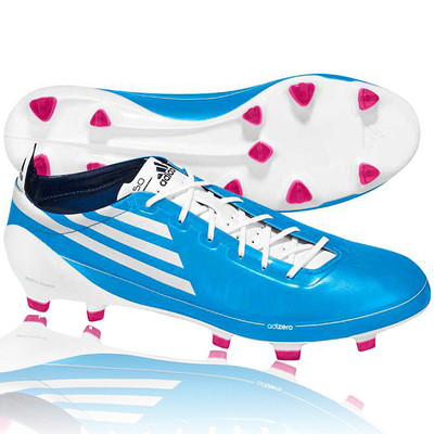 Adidas F50 Adizero TRX Mach 4 Firm Ground Football Boots (Blue) [ADI3739]