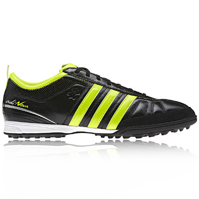Adidas Junior Adinova IV TRX Astro Turf Leather Football Boots