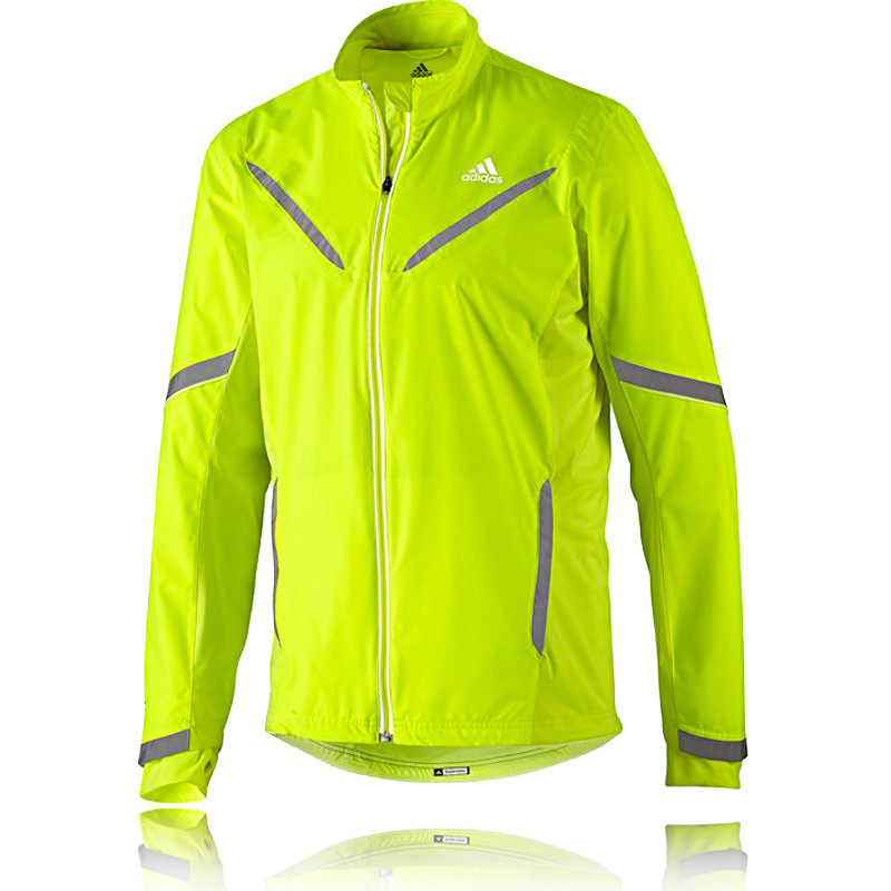 Adidas ADIVIZ High Beam WINDSTOPPER Running Jacket