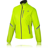 Adidas Lady adiVIZ High Beam WINDSTOPPER Running Jacket