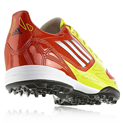 Adidas Junior F10 TRX Astro Turf Football Boots picture 3