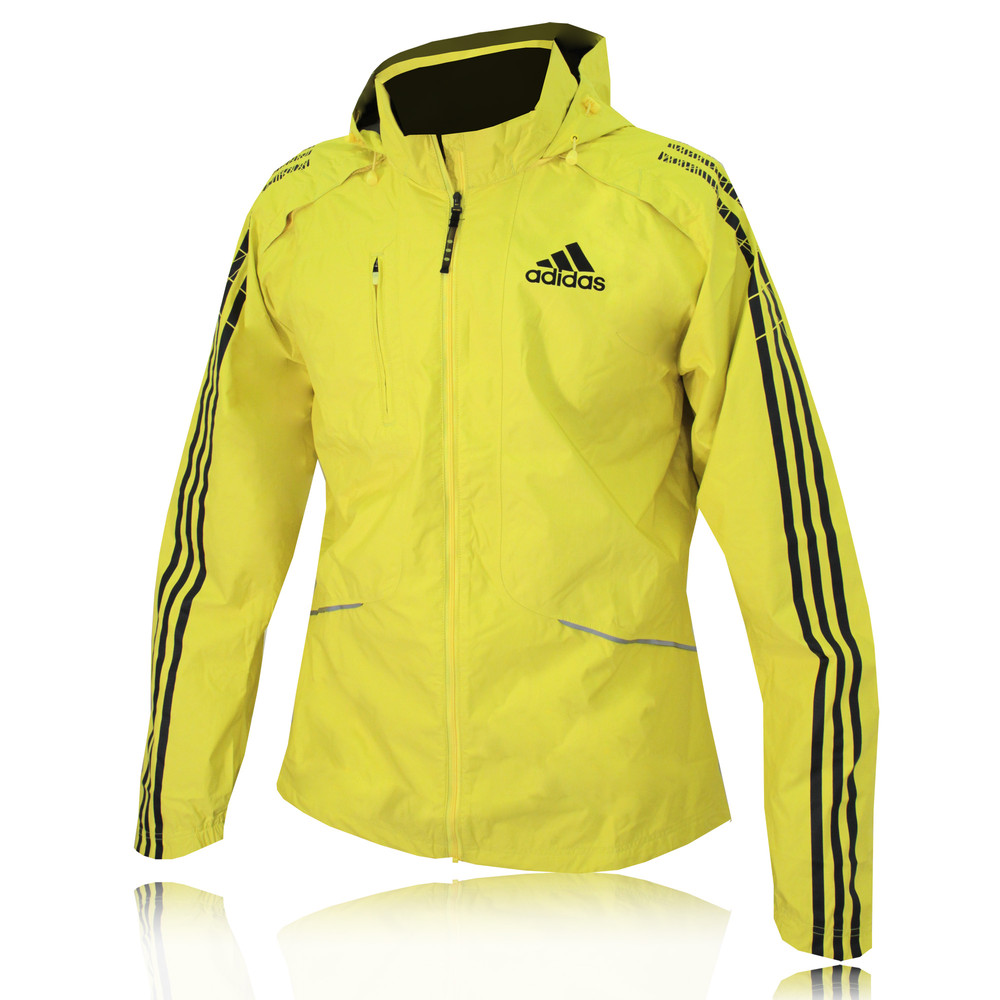 Adidas AdiZero Waterproof Rain Jacket