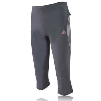 Adidas Lady Adistar Pw Capri Running Tights
