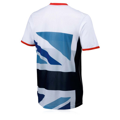 Adidas Team GB Tennis Short Sleeve T-Shirt picture 2