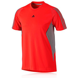 Adidas Refresh ClimaLite Training Short Sleeve T-Shirt