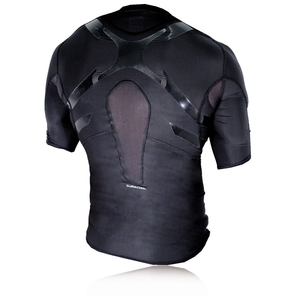 Adidas TechFit PowerWeb Compression Short Sleeve T-Shirt