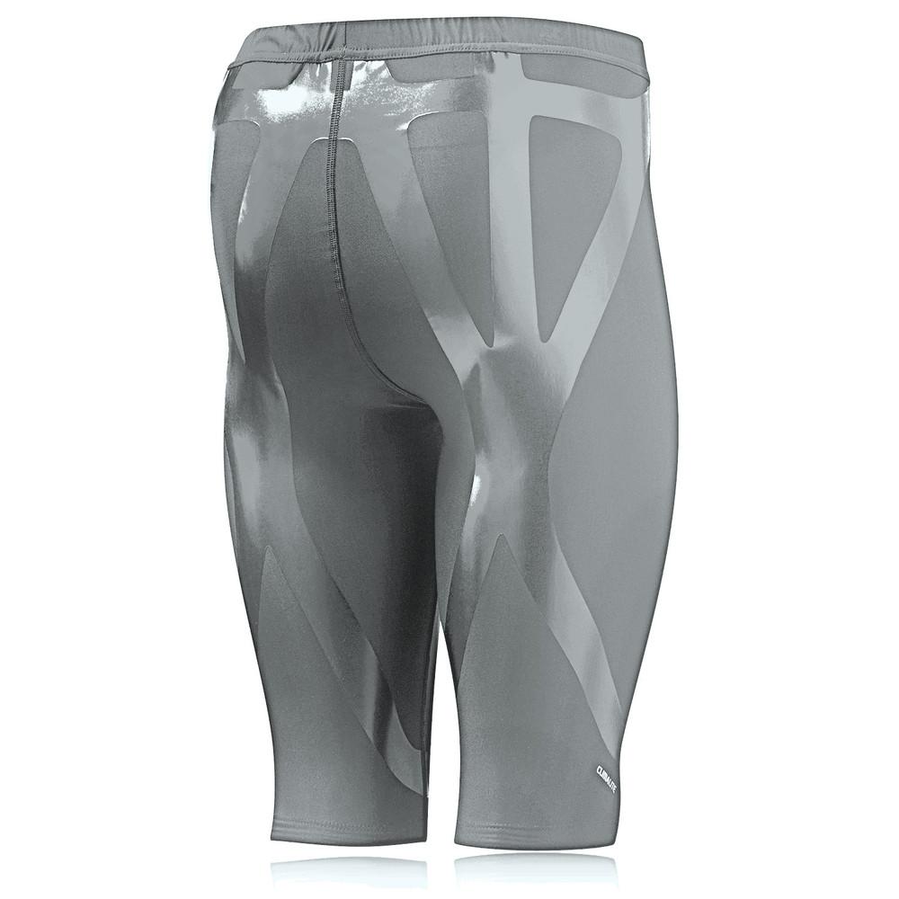 Adidas TechFit PowerWeb Short Sleeve Compression T Shirt  SportsShoes