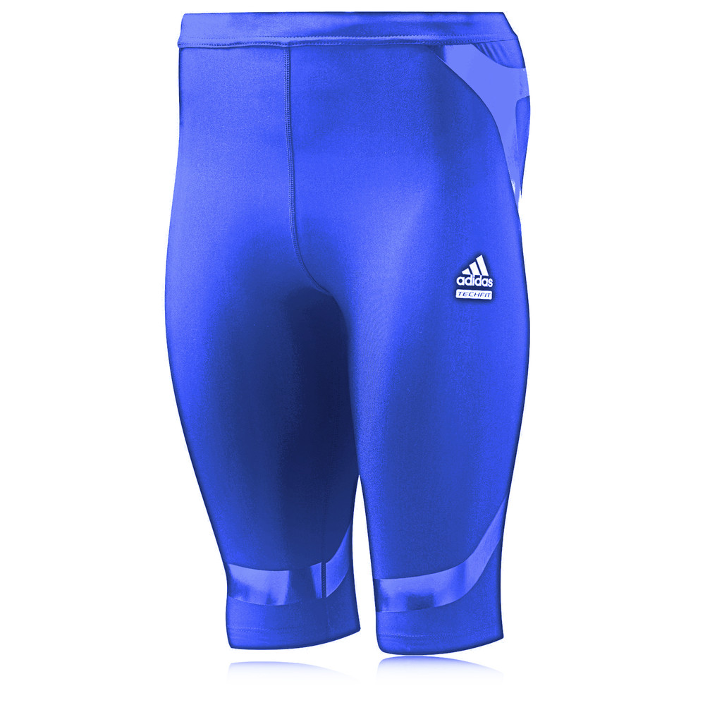 Adidas TechFit PowerWeb Compression Short Tights