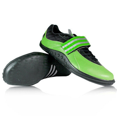 NWOB Nike Zoom Rival SD Shot Put Discus Shoes 10 5 Blk Volt 414532