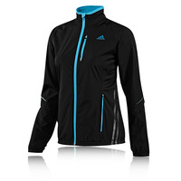 Adidas Lady Supernova Gore WindStopper Running Jacket