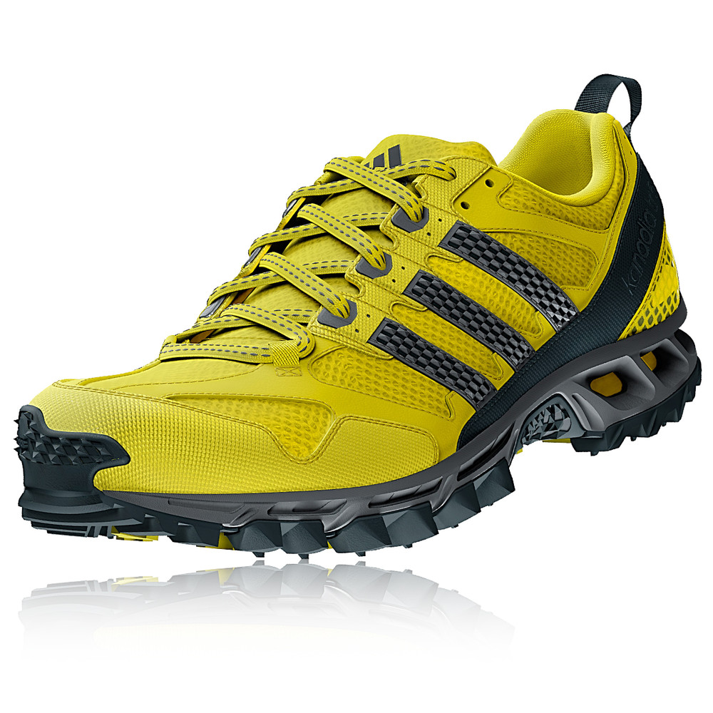 Adidas High Top Trail Running Shoes
