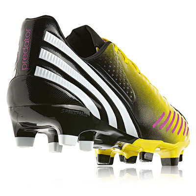 Adidas Predator Lethal Zone TRX Firm Ground Football Boots picture 4