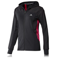 Adidas Lady Response DS Icon Hooded Top