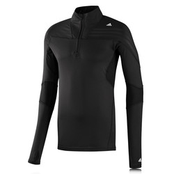 Adidas TechFit Preparation Half Zip Running Top