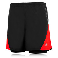 Adidas Trail 2-In-1 Running Shorts