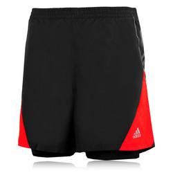 Adidas Trail 2In1 Running Shorts