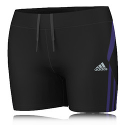 Adidas Response Women&39s Tight Running Shorts