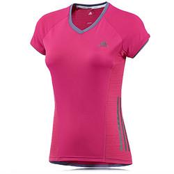 Adidas Lady Supernova Short Sleeved Running TShirt