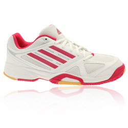 Adidas Lady Opticourt Ligra 2 Indoor Court Shoes