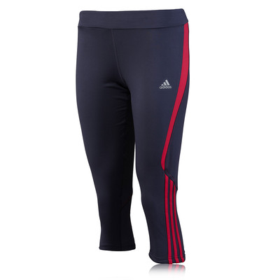 Adidas Lady Response Capri Running Tights