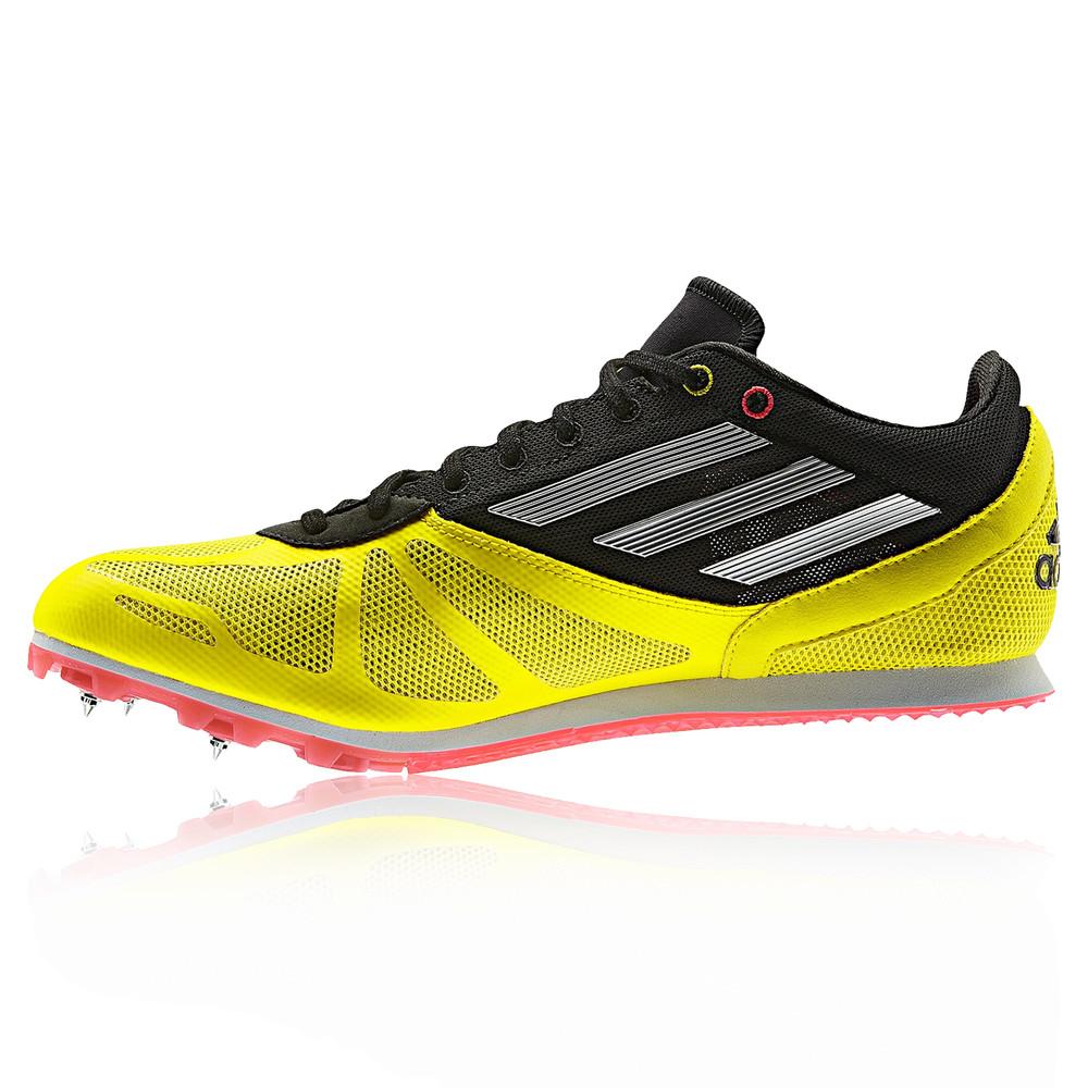 adidas arriba 4 running spikes 40 sportsshoes