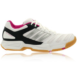 Adidas Badminton Feather Team Women&39s Court Shoes