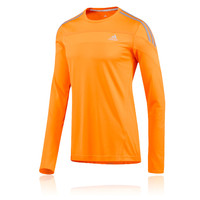 Adidas Response Long Sleeve Running Top
