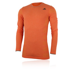 Adidas Adistar Wool Primeknit Long Sleeve Running Top