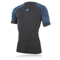 Adidas Adizero Short Sleeve Compression Running T-Shirt