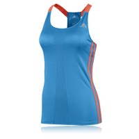Adidas Lady Response Cup Tank Running Top