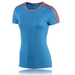 Adidas Response Women&39s Short Sleeve Running TShirt