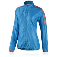 Adidas Response Wind Women's Running Jacket