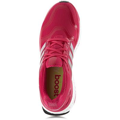 adidas Womens Energy Boost 2 - Womens Running Shoes - Dark Onix