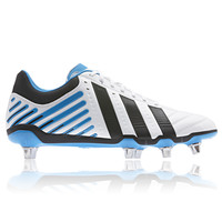 Adidas Adipower Kakari Soft Ground Rugby Boots