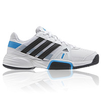 Adidas Junior Barricade Team 3 XJ Indoor Court Shoes