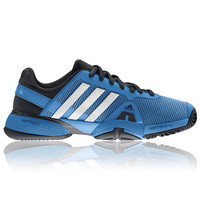 Adidas Barricade 8 XJ Junior Court Shoes