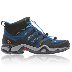 Adidas Terrex Fast R Mid GoreTex Trail Walking Shoes