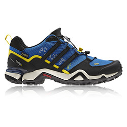 Adidas Terrex Fast R GORETEX Waterproof Walking Shoes