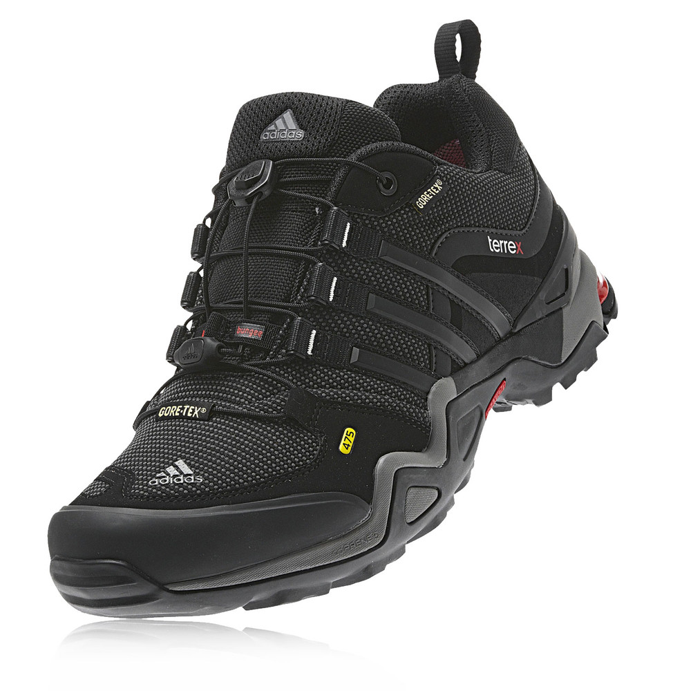 Adidas Outdoor Terrex Fast R Gore Tex Hiking Shoe Men S