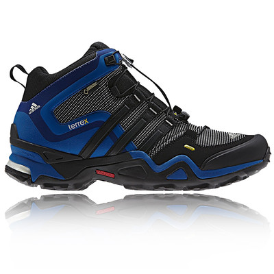 Adidas Terrex Fast X Mid GTX Walking Shoes picture 1