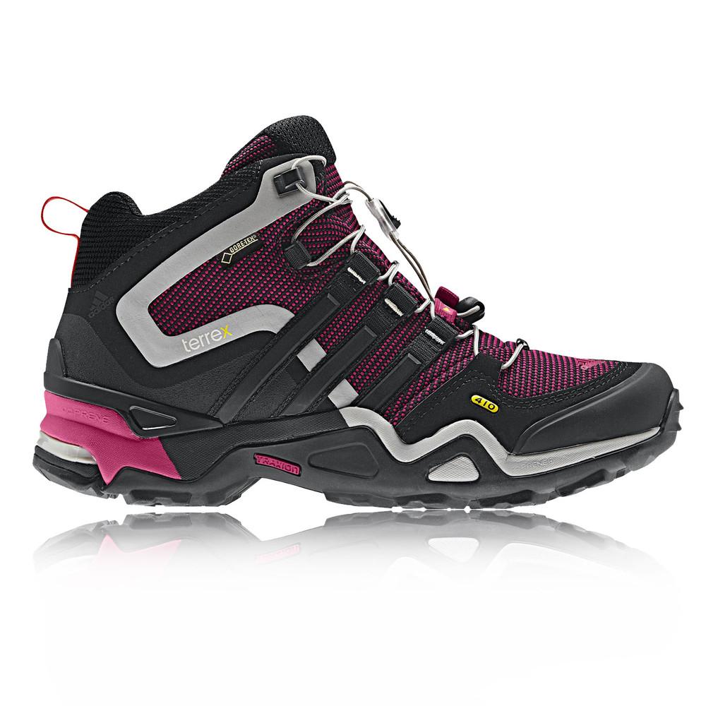 Adidas Terrex Fast X Mid Women's GORE-TEX Waterproof Walking Boots