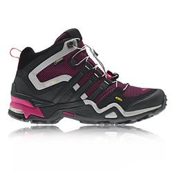 Adidas Terrex Fast X Mid Women&39s GORETEX Waterproof Walking Shoes