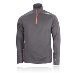 Adidas Hollow HalfZip Long Sleeve Running Top
