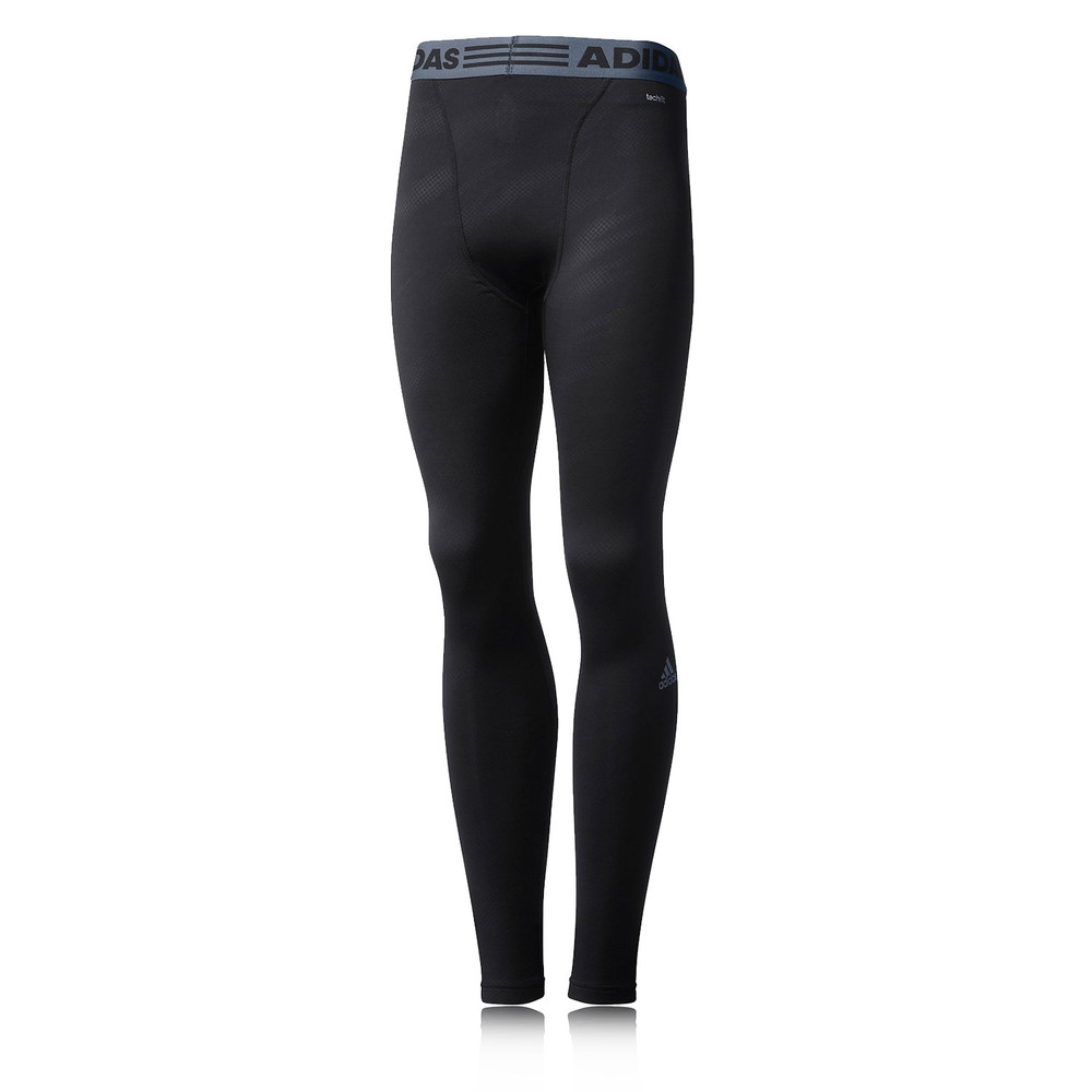 Adidas Graphic ClimaWarm Running Tights | SportsShoes.com