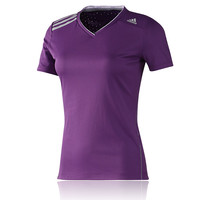 Adidas Climachill Women's Short Sleeve Running T-Shirt