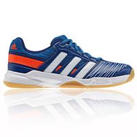 Adidas Court Stabil Elite Junior Indoor Court Shoes