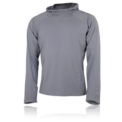 Adidas Supernova Riot Long Sleeve Hooded Running Top