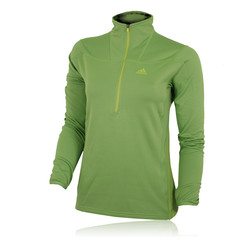 Adidas WTX Women&39s Half Zip Running Top