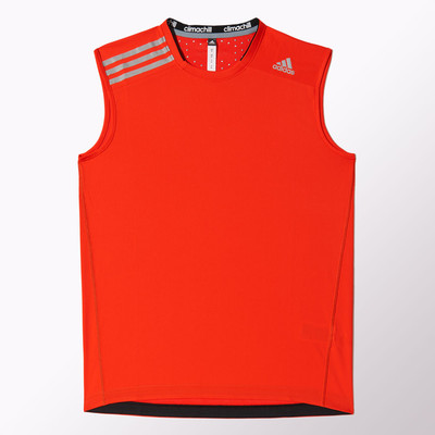 Adidas Climachill Sleeveles Running Vest picture 1